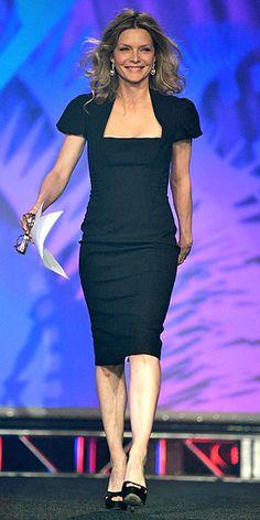 She always looks great! #michelle #pfeiffer