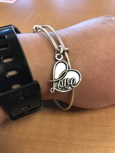 Alex and Ani Heart