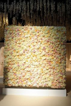 """If you desire to make a statement on your wedding day, then a wall filled with beautiful flowers will definitely have guests talking. Flower walls are the perfect backdrop on your wedding day. Flower walls are nothing new as they have been the backdrop of events and gardens for years. But the world couldn't help... <a href=""""http://www.chicagonow.com/wedding-scoop/2014/08/flower-wall-inspirations-for-your-wedding-day/"""" class=""""more-link"""">Read more »</a>"""