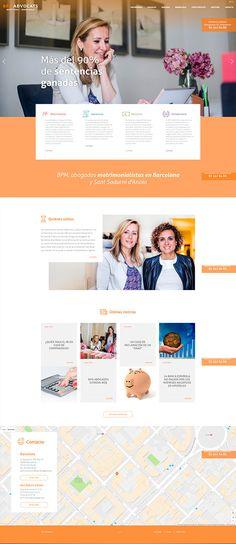 Nueva #web y #mktonline para BPM, abogados matrimonialistas de #Barcelona y #SantSadurní