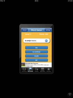 The Creative Language Class - There's an app for that!