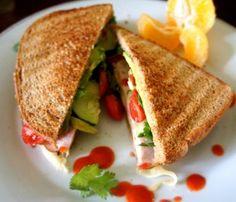 Que delicia de sandwich !!!