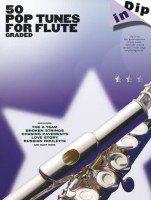 50 POP TUNES • mit leichtem Einstieg • Flöte Querflöte Noten