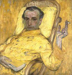 František Kupka · Autoritratto · 1907 · Ubicazione ignota