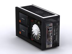 You Will Enjoy computer parts By Using These Useful Tips Custom Computer Case, Computer Deals, Small Computer, Gaming Pc Build, Computer Build, Gaming Computer, Diy Pc, Used Laptops, Mini Itx