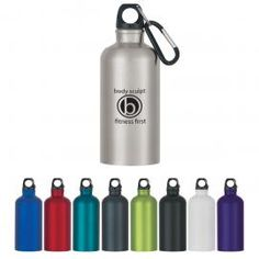 Promotional Products - Promotional Items - 17 Oz. Stainless Steel Bike Bottle -  CLEARANCE