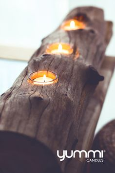 50% OFF Wholesale Tealights! Shop Now at www.YummiCandles.com