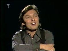 Karel Gott - Nevinná (1977) - YouTube Karel Gott, Film, Youtube, Fictional Characters, Music, Singing, Movie, Film Stock, Film Books