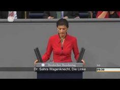 Wagenknecht criticizes Merkel for serving US interests to detriment of E...