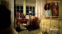 The Lovely Side: Emily's Room | Pretty Little Liars Decor