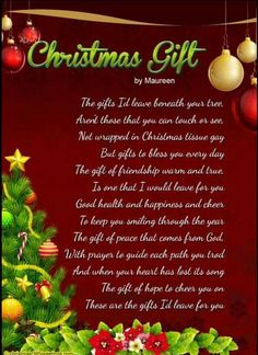Christmas Poems For Kids - Christmas Celebrations Christmas Card Verses, Gay Christmas, Christmas Prayer, Christmas Program, Christmas Blessings, A Christmas Story, Christmas Greetings, All Things Christmas, Christmas Holidays