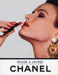 Chanel Lipstick... 1992