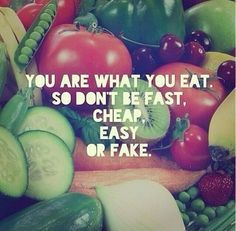 """What you put in your body can be either the most powerful medicine or the slowest form of poison"" - Ann Wigmore   Know what you are putting in your body! #foodfriday #abbypuncture #teamgethealthy"