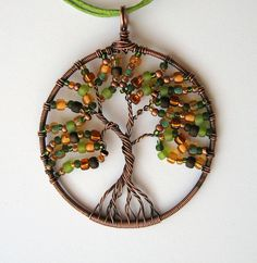 Turning Leaves Tree of Life (mine) by Louise Goodchild, via Flickr