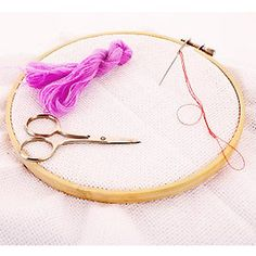 Get started with embroidery... a fantastic guide for beginners :-))