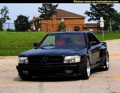 One of the best Mercedes!! 560 SEC