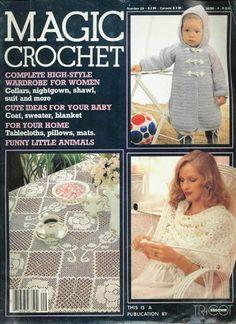 Magic Crochet nº 29 - leila tkd - Álbuns da web do Picasa