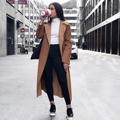 I don't need an inspirational quote. I need coffee Need Coffee, Coffee Time, Starbucks, Quote, Inspirational, Photo And Video, Coat, Instagram, Fashion