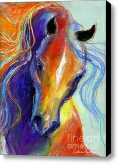 Love horses. Love art.