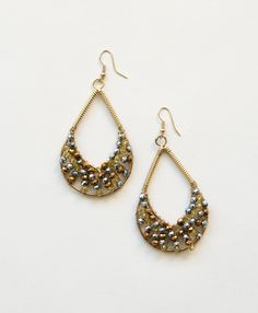 Moondrop Earrings - Noonday Collection