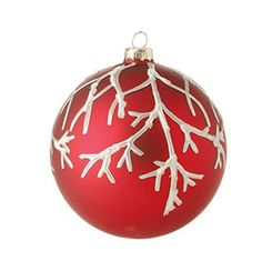 "4"" Branch Ball Ornament  Price : $9.95 http://www.perfectlyfestive.com/RAZ-Imports-Branch-Ball-Ornament/dp/B00MN4WMEI"