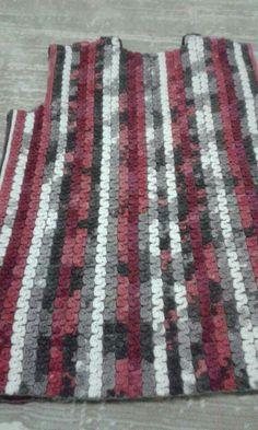 Shawl Cardigan, Crochet Cardigan, Box Braids Preto, Box Braids Sizes, Short Box Braids, Creative Knitting, Magic Hands, White Girls, Hair Designs