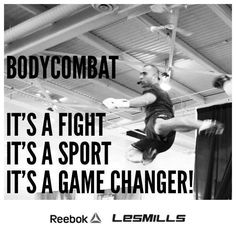 Fitness Quotes, You Fitness, Fitness Goals, Health Fitness, Body Combat, Les Mills, Game Changer, Fitspiration, Fitness Inspiration