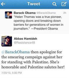 Oh, Obama. Stop tweeting!