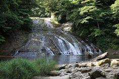 Awamata-no-taki(waterfall) / 粟又の滝(あわまたのたき) by TANAKA Juuyoh (田中十洋), via Flickr
