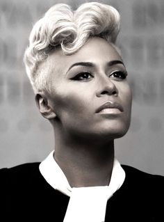 there's a good style of Mohawk hairstyles for black ladies out there. Once you take a look at them,we hope ou found the Latest Mohawk Hairstyles for Natural Hair For African American to copy and try this year. Mohawk Hairstyles For Girls, My Hairstyle, Black Women Hairstyles, Braided Hairstyles, Hairstyles Haircuts, Wedding Hairstyles, Pompadour Hairstyle, Medium Haircuts, Ethnic Hairstyles