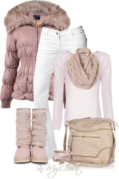 """Winter Wear"" by in-my-closet ❤ liked on Polyvore"