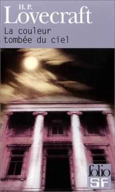 La Couleur tombée du ciel: Amazon.fr: Howard Phillips Lovecraft, Jacques Papy, Simone Lamblin: Livres