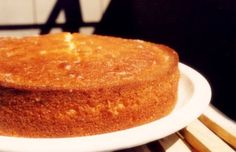 Real Gâteau au Citron, or, French-Style Yogurt Cake with Lemon Adapted from Gâteaux de Mamie