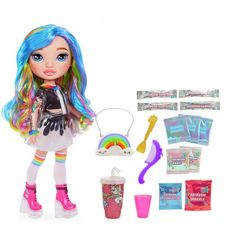 Buy Rainbow Surprise Dolls – Rainbow Dream or Pixie Rose at Argos. Thousands of products for same day delivery or fast store collection. - Esme Christmas presents - lolsurprise Ropa American Girl, Personajes Monster High, Princess Toys, Rainbow Magic, Toys R Us Canada, Dream Doll, Diy Slime, Lol Dolls, Toys For Girls