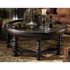 Tommy Bahama Home Kingstown Plantation Coffee Table In Tamarind Tabritish Colonialtommy