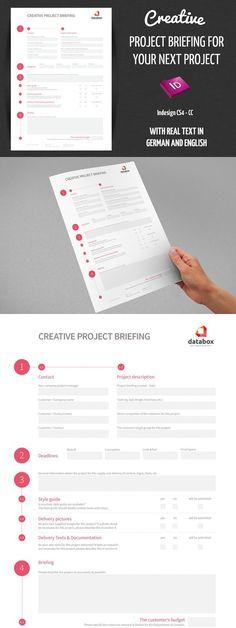 7 best creative brief images on pinterest creative brief template