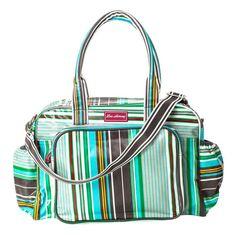 Shop Lou Harvey - Nappy Bag : Boy's Stripe , R995.00 (http://shoplouharvey.com/nappy-bag-boys-stripe/)