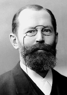 Known for: Study of sugars & purines.  Emil Hermann Fischer, more commonly known as Emil Fischer, was an eminent German chemist. He received the 1902 Nobel Prize for Chemistry for his influential research regarding the purines and the carbohydrates.