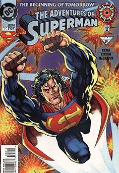 Adventures of Superman (1987 series) #0 @ niftywarehouse.com #NiftyWarehouse #Superman #DC #Comics #ComicBooks