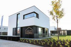 Renson opens brand-new concept home Architecture Collage, Architecture Board, Interior Architecture, Bacon And Egg Casserole, Concept Home, Modern Buildings, Apartment Design, Facade, Exterior