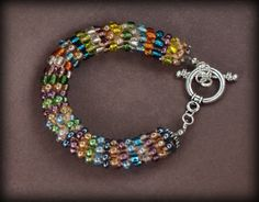How to Bead Crochet — Saved By Love Creationshttp://savedbylovecreations.com/2011/04/crochet-beaded-bracelet-with.html