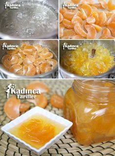 Mandarin Jam Recept, How-To - Food & Drink The Most Delicious Desserts – Culture Trip Happy Cook, Best Breakfast Recipes, How To Make Breakfast, Turkish Recipes, Food Menu, Vegan Recipes, Delicious Recipes, Drink Recipes, Vegetarian Recipes