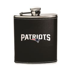 New England Patriots Flask - Stainless Steel