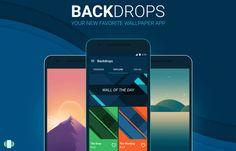 Backdrops  Wallpapers PRO v2.0.4