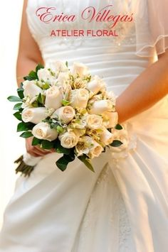 Bouquet clásico de Erica Villegas Atelier Floral | Foto 6