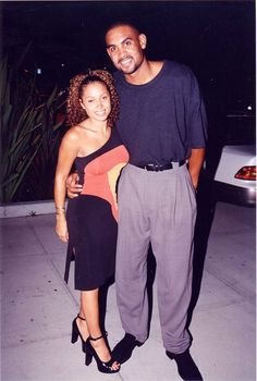 21 Famous Couples Who Exemplify The Beauty Of Black Love Black Celebrity Couples, Short Couples, Famous Couples, Celebrity Style, Black Celebrities, Celebs, Oprah And Stedman, Nicole Ari Parker, Boris Kodjoe