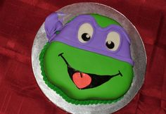 TMNT Donatello — Birthday Cakes