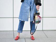 Diesen neuen Jeans-Trend wird erstmal keiner verstehen, aber dann werden ihn alle mitmachen wollen!