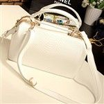 Casual PU Purity Cool Style Punk Rock Women's Bags DTH-277781