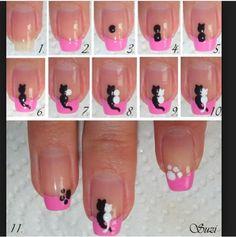 #nail #diy